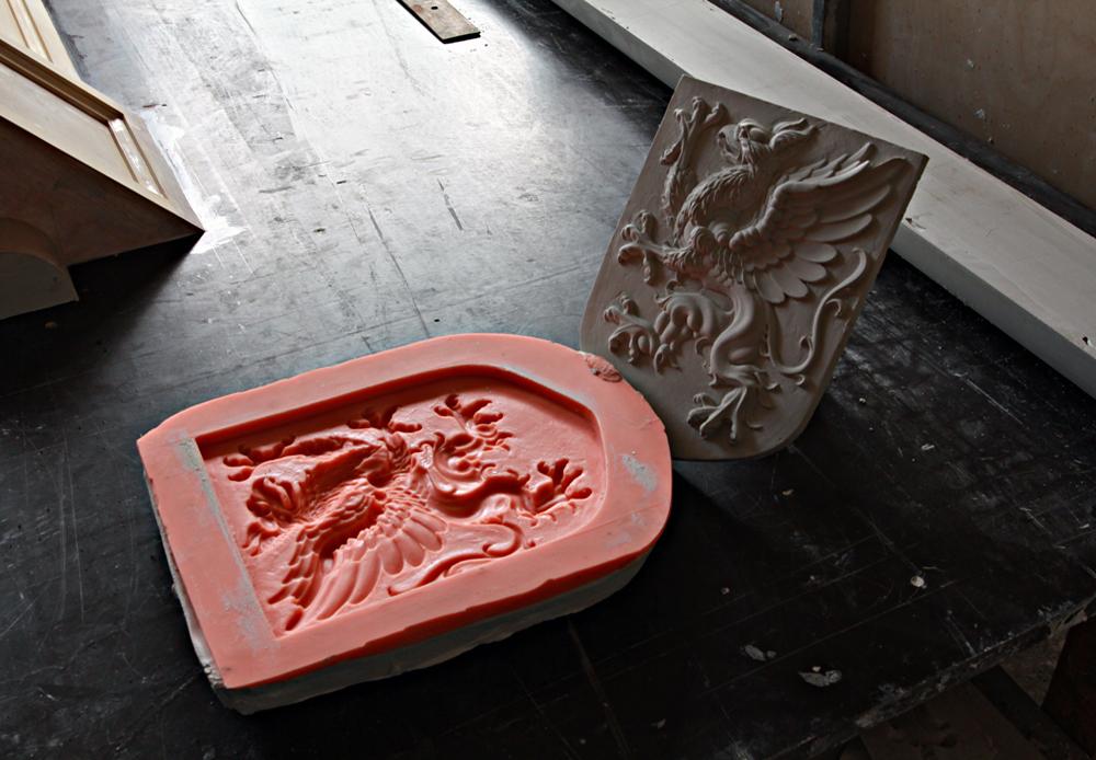 Где можно купить формы для гипсовой лепнины магазин пищевой упаковки в москве